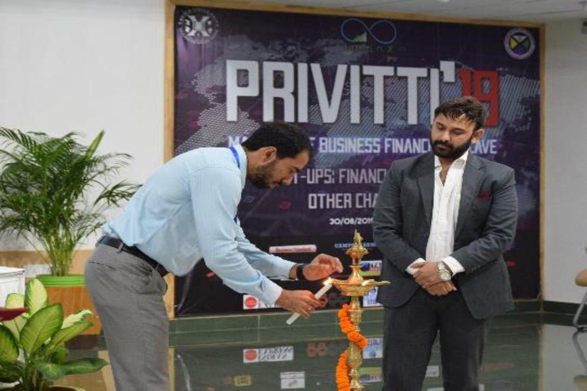 """Privitti""-The Business Conclave"
